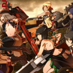 Foi divulgado o trailer do anime de God Eater