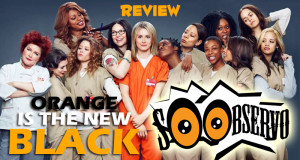 Só Observo: Orange is the new Black